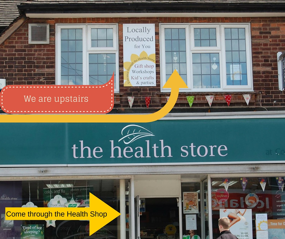 Come through the Health Shop (1)