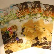 The Grumblegroar kid's book