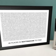 Nottingham word puzzle