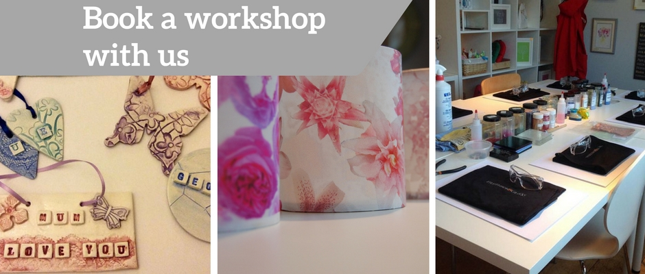 Creative workshops in West Bridgford