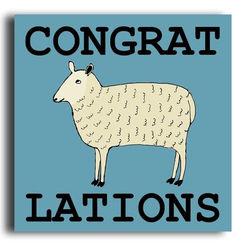 congratulations_sheep_funny_greeting_card