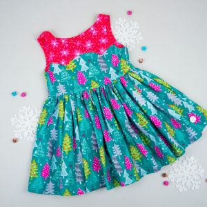 Christmas Tree Party Dress