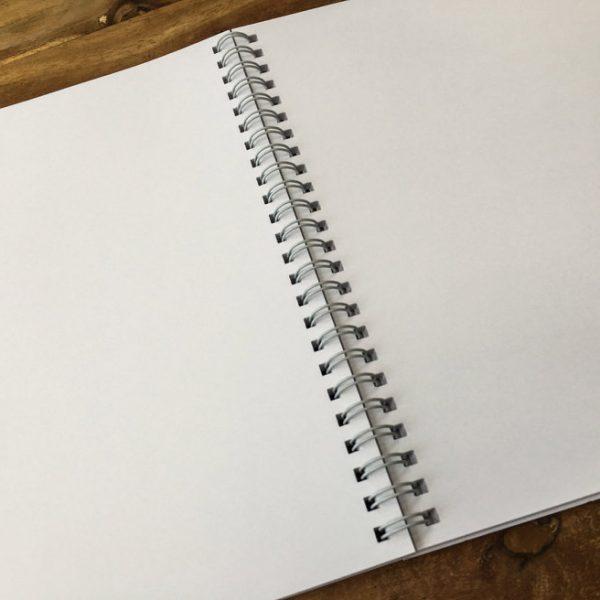 A5 Cupcake Ring Bound Notebook2