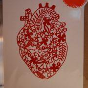 Anatomical Love Heart