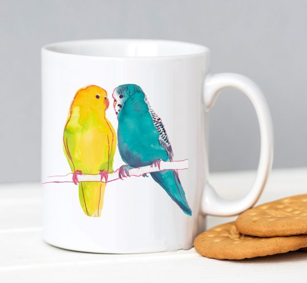 budgie-mug
