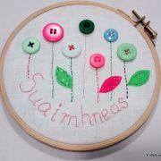 Hoopla sewing workshop