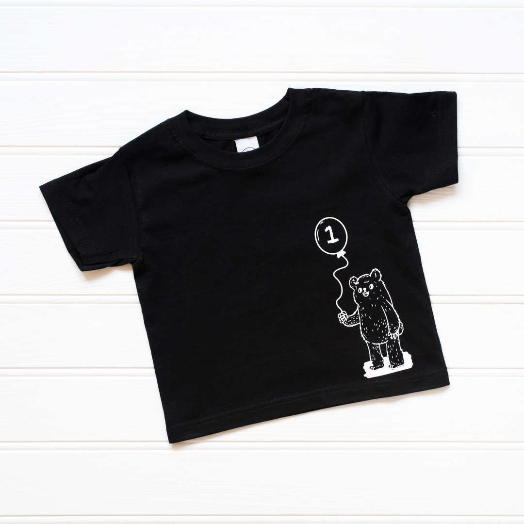 Age T Shirts For Kids