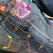 Upcycling clothes workshop