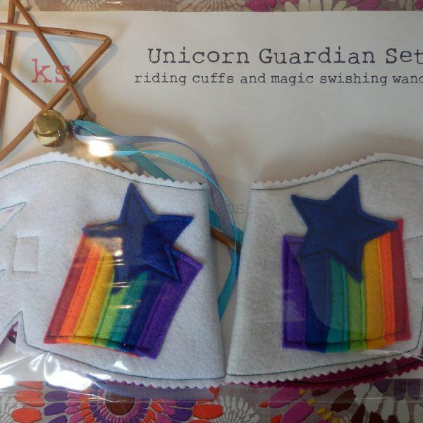 Unicorn guardian set