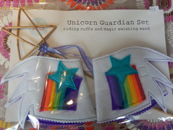 Unicorn guardian set