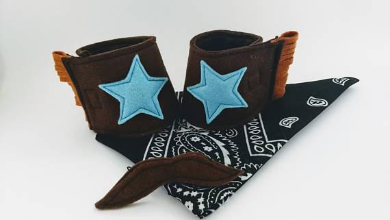 cowboy dress up