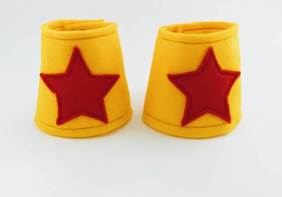 Superhero Tiara and Power Cuffs