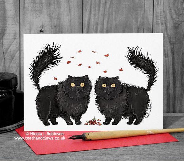 Blackpersiancats