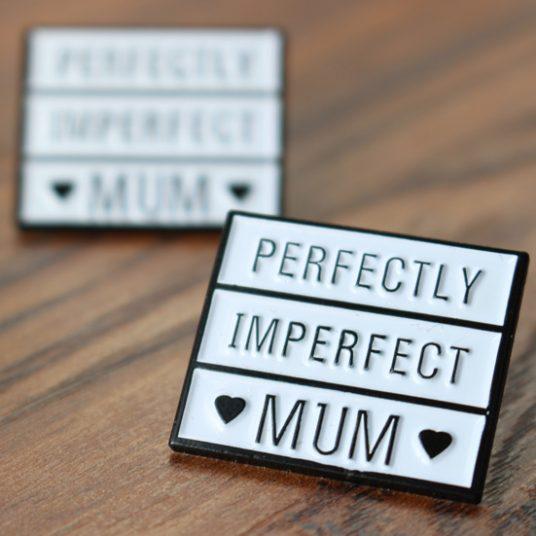 mum badge