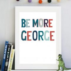 Be more you art print