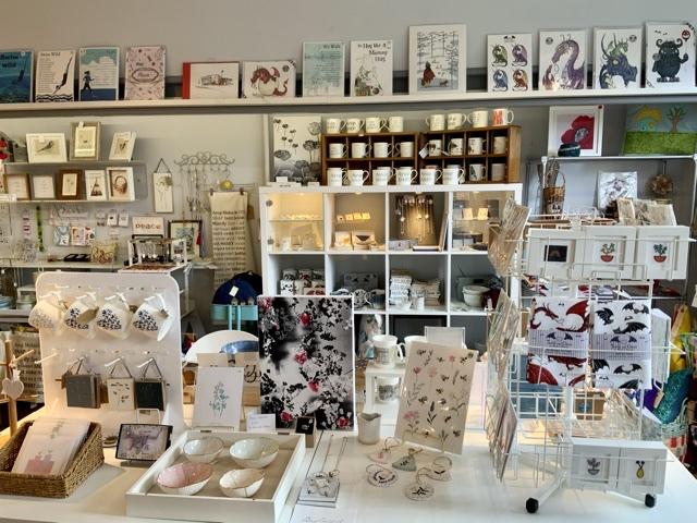 Gift shop west Bridgford