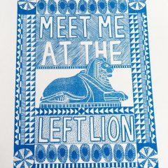 Meet me at the Left Lion