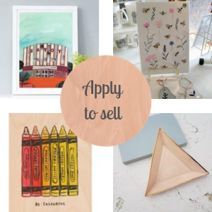 Apply to sell with us