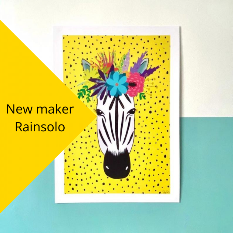 Rainsolo New maker to Locally Produced for You