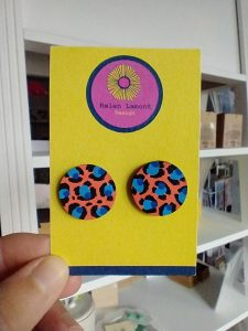 colourful studs